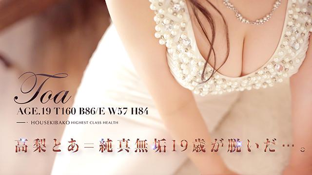 高梨 とあ(19歳)T160 B86(E) W57 H84